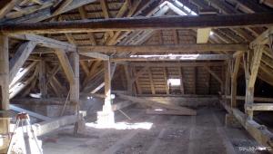 Krov stare škole