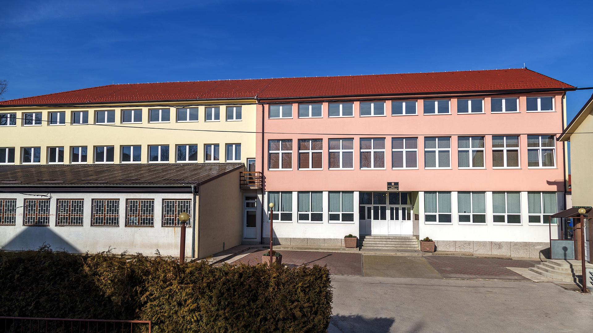 Srednja strukovna škola Tomislavgrad